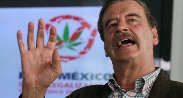 Vicente Fox apoya mi artículo en la Rolling Stone, presume Sean Penn