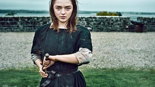 Arya Stark habla para Sopitas.com sobre la sexta temporada de Game Of Thrones