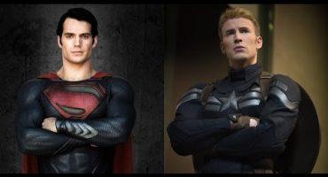 Henry Cavill dice que Superman es mejor que Captain America