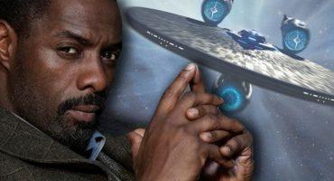 Idris Elba revela al villano de la próxima película de Star Trek: Beyond