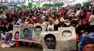 Ayotzinapa: preocupa a ONU bloqueo a GIEI; exhibió sistema corrupto: NYT