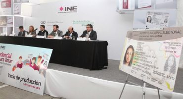 Se filtran más de 93 millones de datos personales de mexicanos registrados en el INE