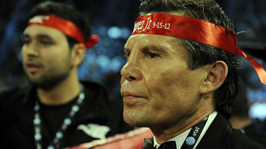 Julio César Chávez confesó que quiso quitarse la vida por las drogas