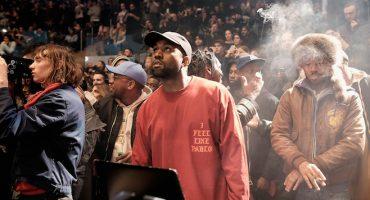 Por fin puedes escuchar 'The Life of Pablo' de Kanye West fuera de Tidal