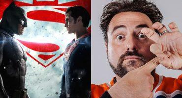 Después de la fuerte crítica a 'Batman v Superman', Kevin Smith cambió de parecer