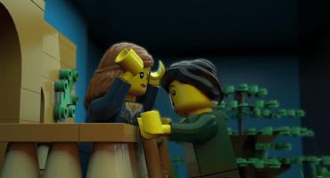 LEGO rinde tributo a William Shakespeare... ¡no se lo deben perder!