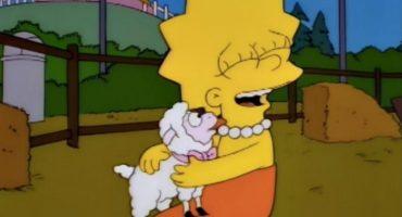 Fan de Los Simpsons lanza petición para que Lisa se vuelva completamente vegana