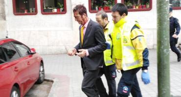 Asalto en Madrid provoca pánico y confusión