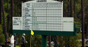 ¡Dos hoyos en uno en el Masters de Augusta!