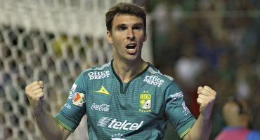 La suerte que tuvo León con la llegada de Mauro Boselli