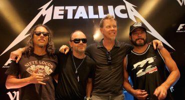 Sigue la transmisión en vivo del concierto de Metallica para el Record Store Day