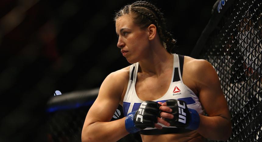 Miesha Tate defenderá su cinturón ante Amanda Nunes