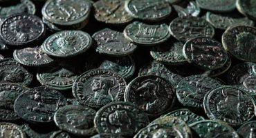 Encuentran en España un tesoro con 600 kilos de monedas romanas