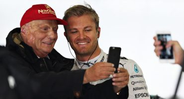 Nico Rosberg busca su sexta victoria consecutiva en el GP de China