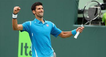 Djokovic empata a Agassi con más títulos en Miami
