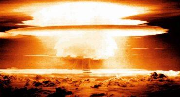 Video te muestra todas las explosiones nucleares que han habido en la historia