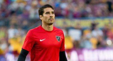 Memo Ochoa es el portero favorito para la afición del Málaga