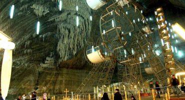 ¡Este nuevo parque de diversiones subterráneo se ve totalmente increíble!