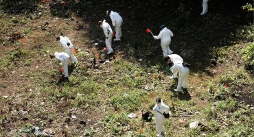 Investigaciones revelan que al menos 17 cuerpos fueron incinerados en Cocula