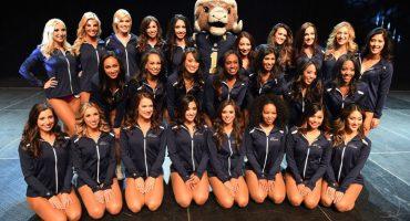 Los Angeles Rams anuncian a sus nuevas porristas y por supuesto tenemos galería