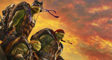 Llega nuevo póster y trailer de Teenage Mutant Ninja Turtles 2