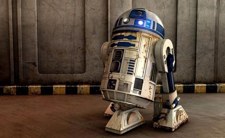 Nerdgasmo: Ahora pueden comprar a R2-D2 en una forma muy peculiar