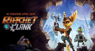 Tres nuevos clips de la película de Ratchet and Clank
