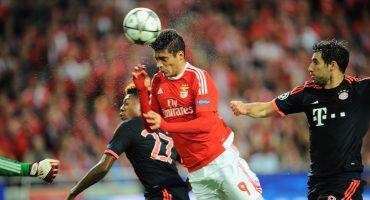 VIDEO: Raúl Jiménez se destapa en Champions con un gol frente al Bayern Munich