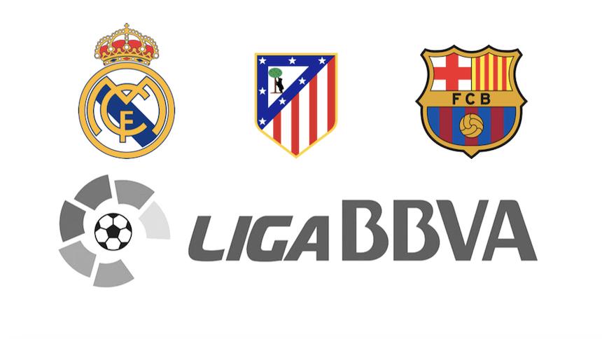 Revivan los triunfos del Real Madrid, Atlético y Barcelona en otra jornada decisiva