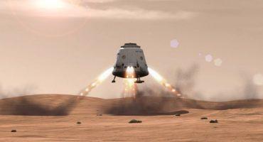 SpaceX planea mandar nave espacial a Marte en 2018