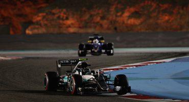 Nico Rosberg domina el Gran Premio de Bahrein