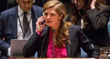 Convoy de la embajadora de EU ante la ONU atropella a niño camerunés