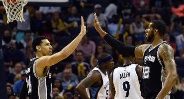 San Antonio Spurs barren la los Memphies Grizzlies