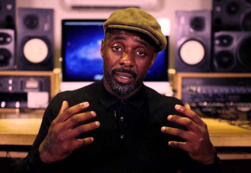 Idris Elba y Fatboy Slim trabajan en música nueva