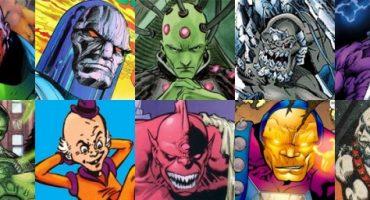 Los enemigos más poderosos que Superman ha tenido que enfrentar