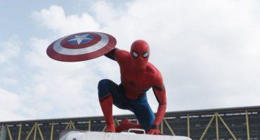 Segunda aparición de Spiderman en el nuevo Spot para TV de Civil War