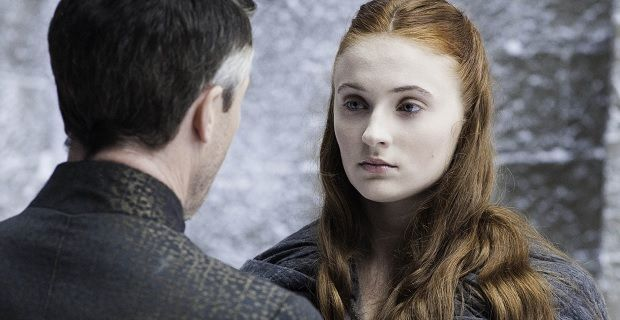 LOL! Sansa Stark se enoja porque pronuncian mal su nombre y así responde internet