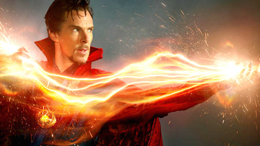 Mira el primer póster oficial de Doctor Strange