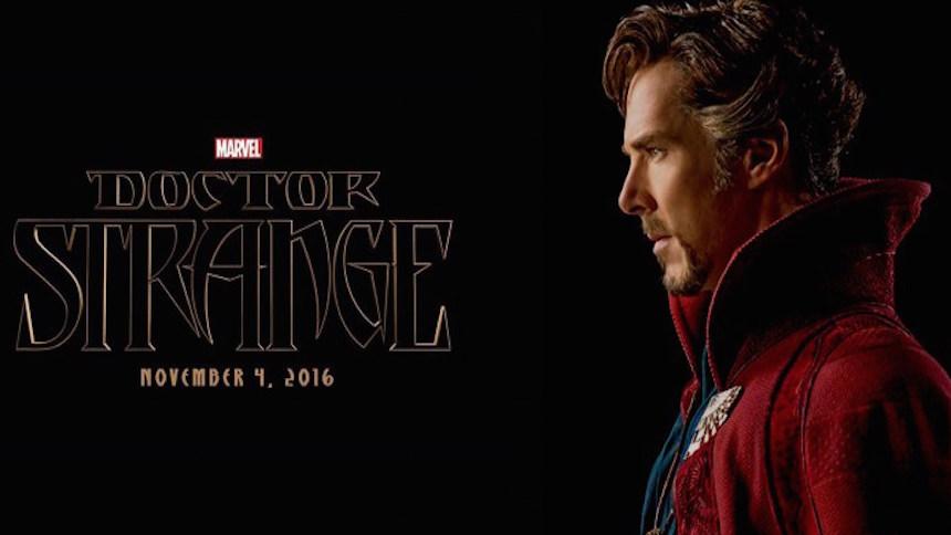 Chequen el nuevo póster de Doctor Strange