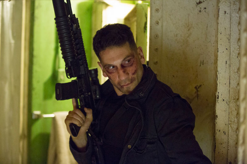 ¡Checa el primer teaser de la serie de The Punisher de Netlifx!