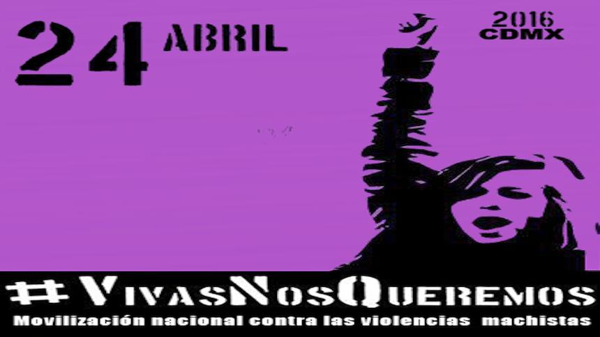 #VivasNosQueremos todo lo que debes saber de la marcha por la equidad de género