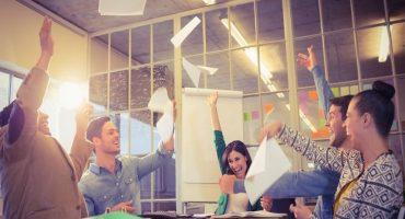 5 formas de hacer divertido tu trabajo