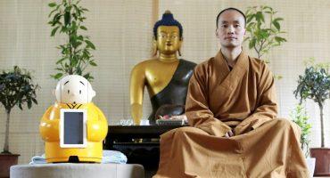 Conozcan al monje robot que enseñará el budismo a la generación digital