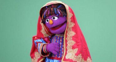 Te presentamos a Zari, la primer muppet afgana de Plaza Sésamo