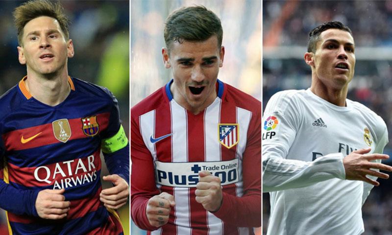 ¿Barca, Real o Atleti? Mira todos los goles de la Liga Española!