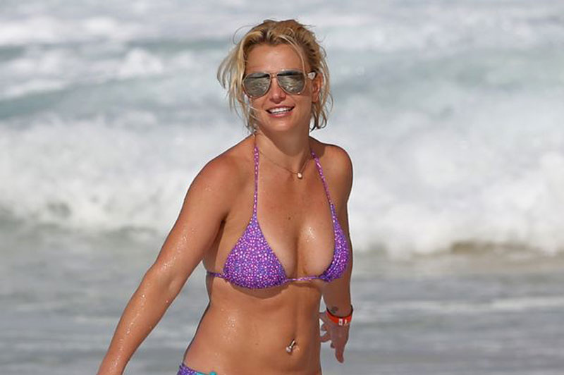 Think, britney spears bikini