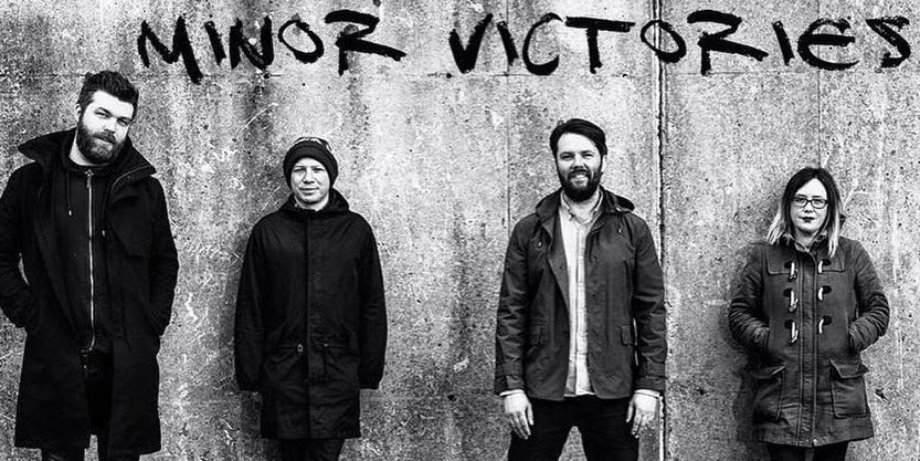 Minor Victories (Slowdive, Mogwai, Editors) comparten nueva canción y video