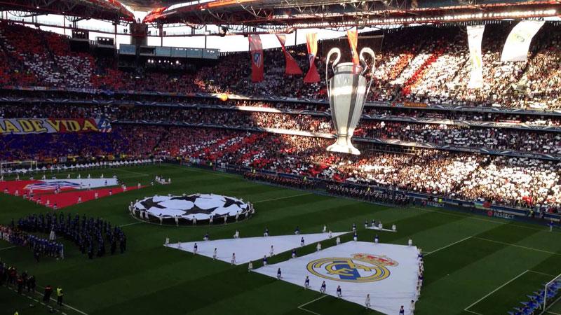 Real Madrid vs Atlético de Madrid: Revive la final de Lisboa