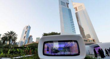 El primer edificio hecho con una impresora 3D en Dubai