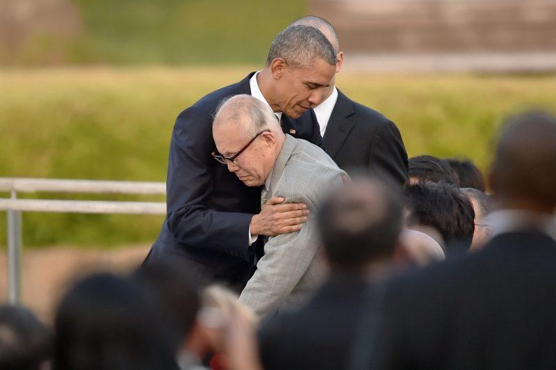 Obama es el primer presidente de EU en visitar Hiroshima desde ataques en 1945